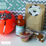 Soccer Team Snack Printables