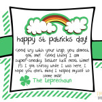Last Minute St Patrick's Day Idea