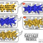 Scripture Hero Clue Cards- Captain Moroni