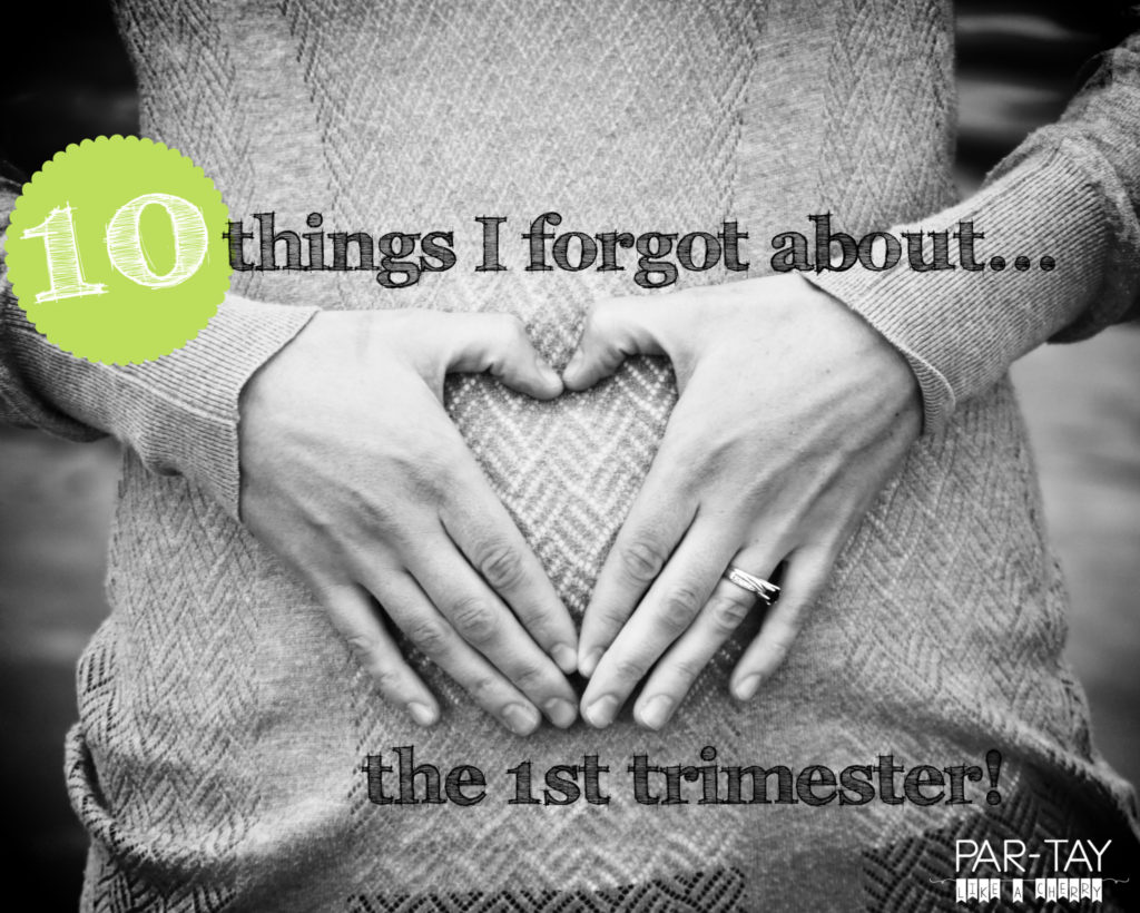10 things i forgot about the first trimester- a mothers musings on pregnancy