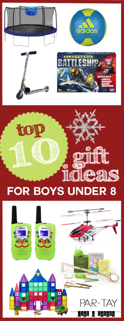 top 10 gifts for boys under 8 that are actually worth spending money on!