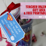 Free Printable Teacher Valentine Gift Tags