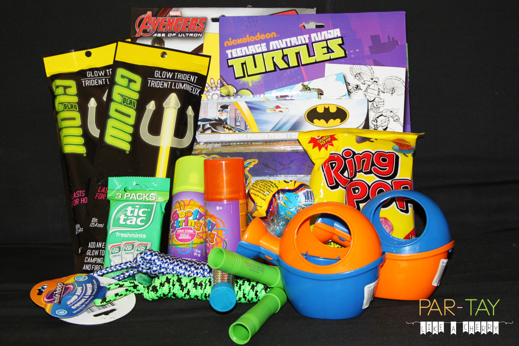 dollar store gifts