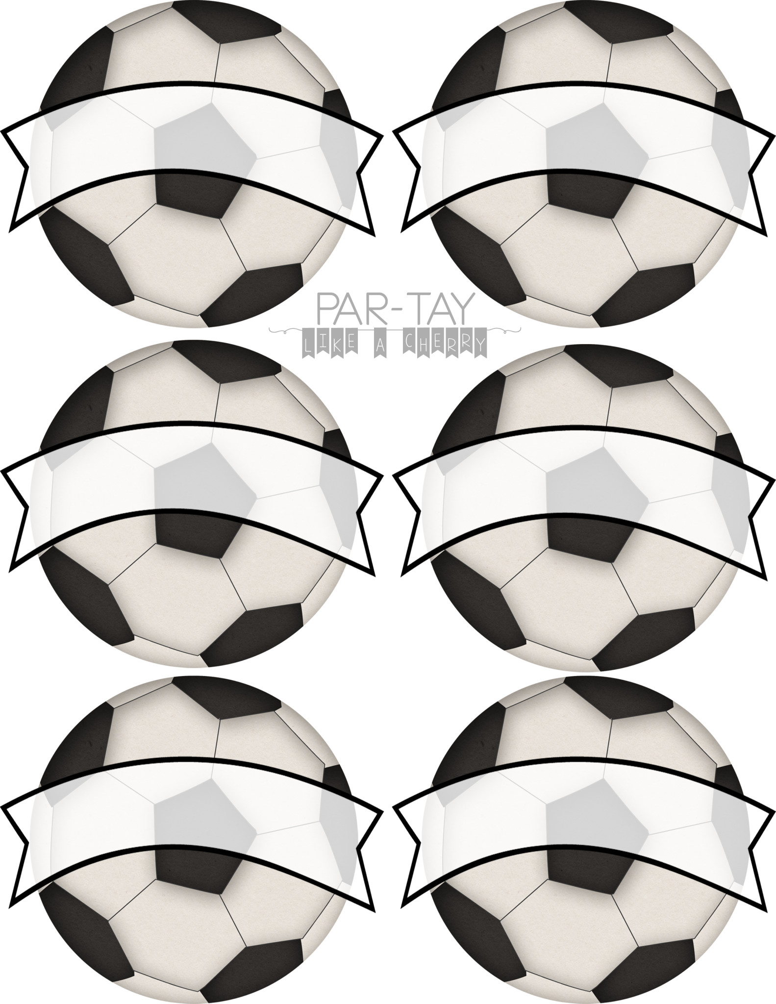 Soccer Party Treat Bags with Stickers, Thanks for Coming to My Party, Hope you HAD A BALL!, Green and White Rugby Stripe, Set of 48 Bags and 48 Stickers.