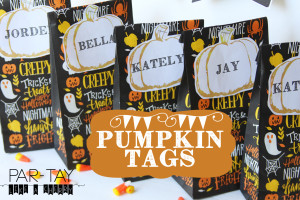 pumpkin tags free printable