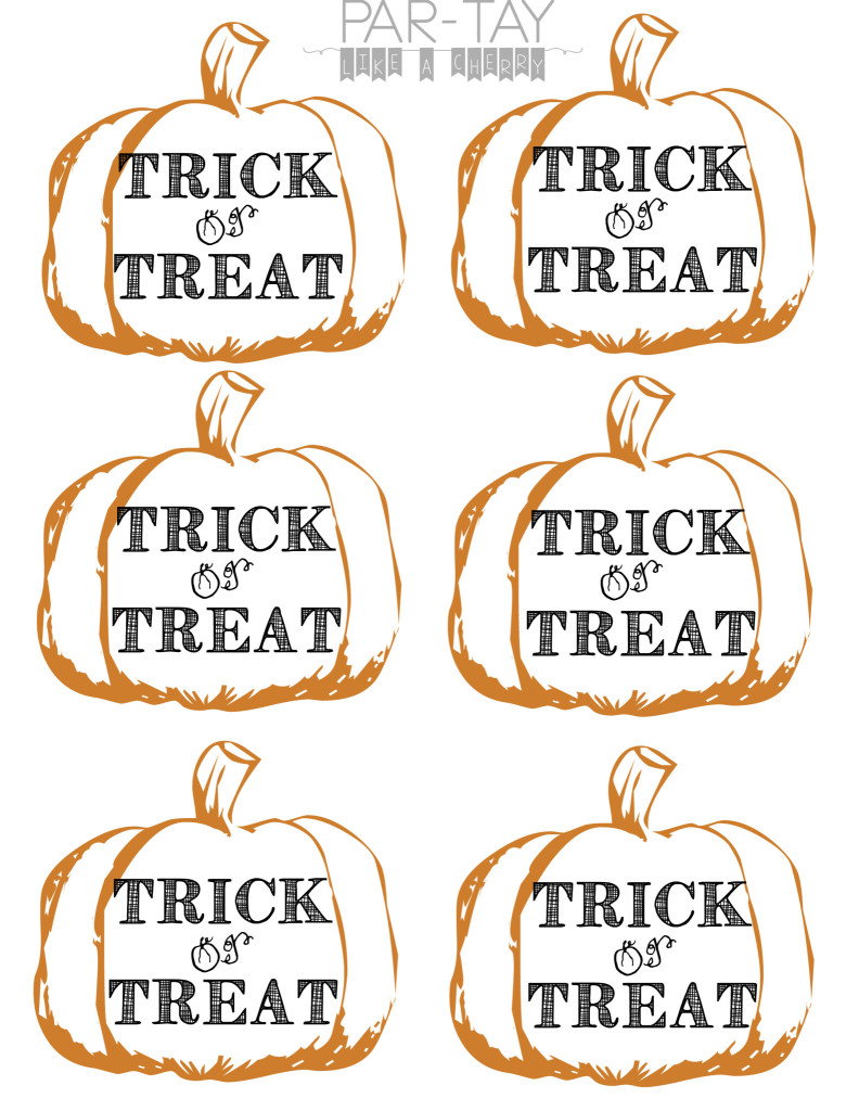 It's just a picture of Ridiculous Printable Halloween Tags