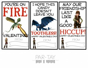 how to train your dragon valentines cards free printables