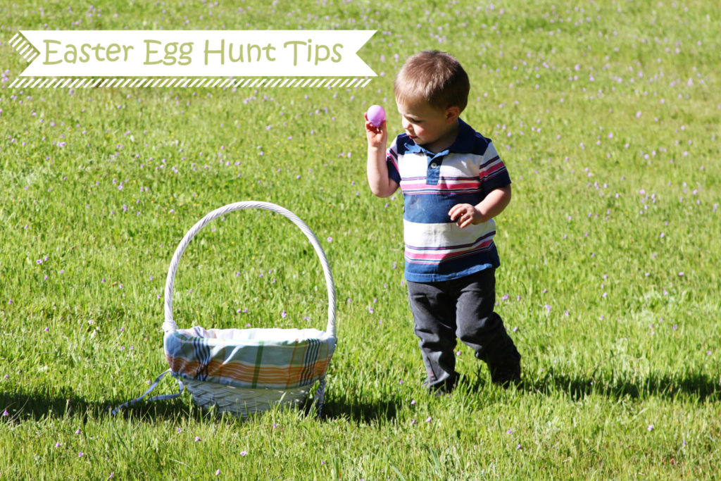 easter egg hunt ideas and tips for big groups