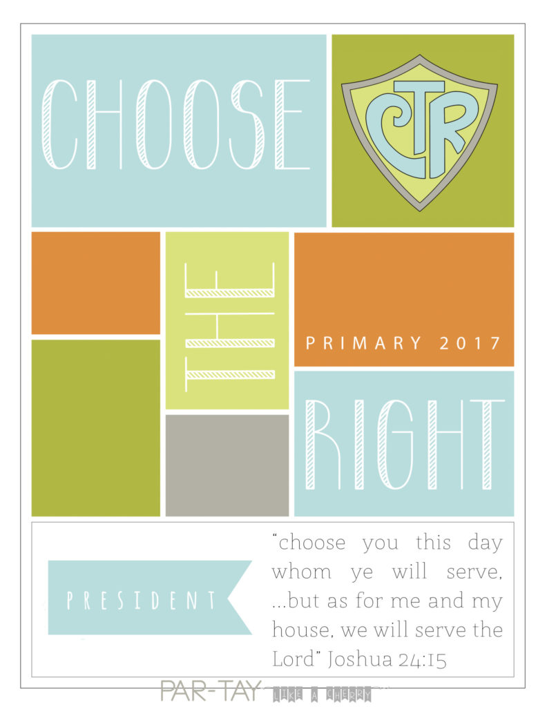 primary choose the right 2017 free printable binder covers