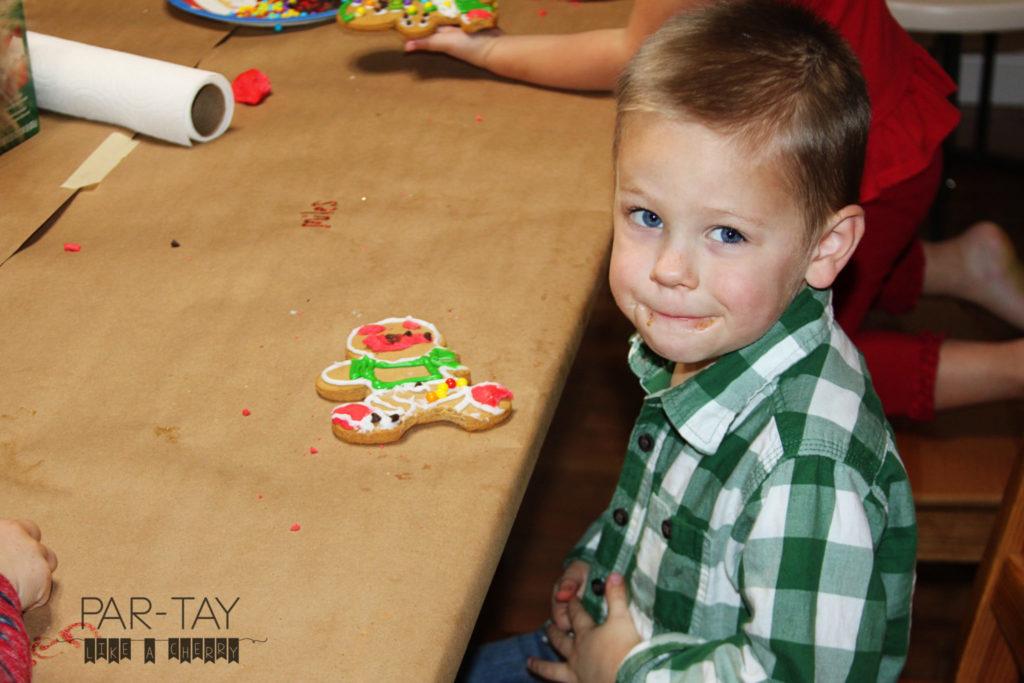 preschool christmas party ideas and free printable!