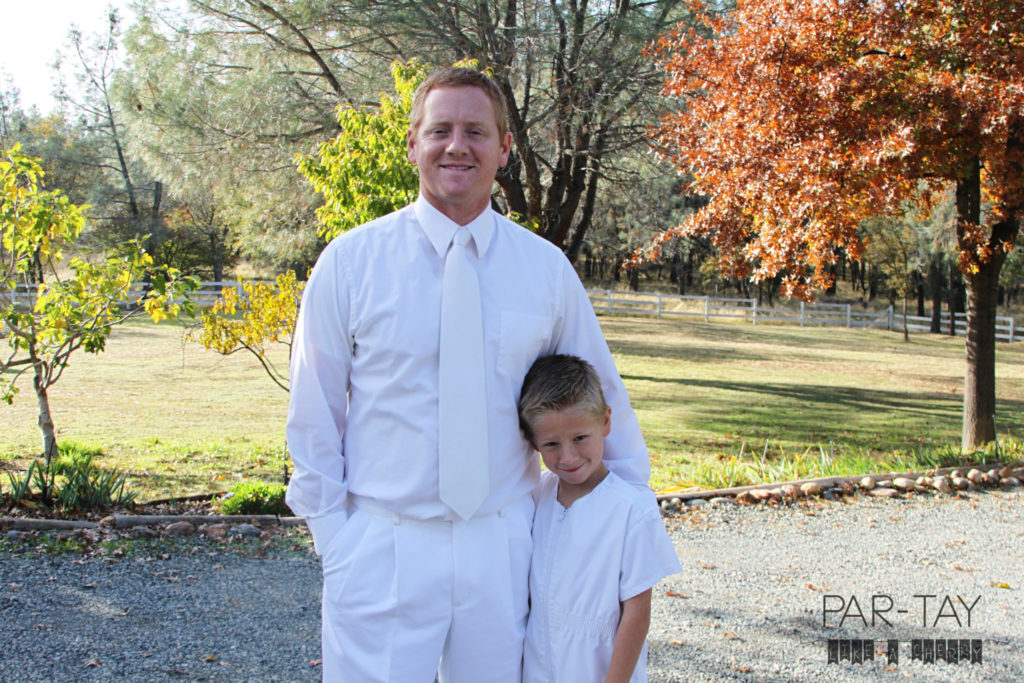 LDS baptism ideas and free printables