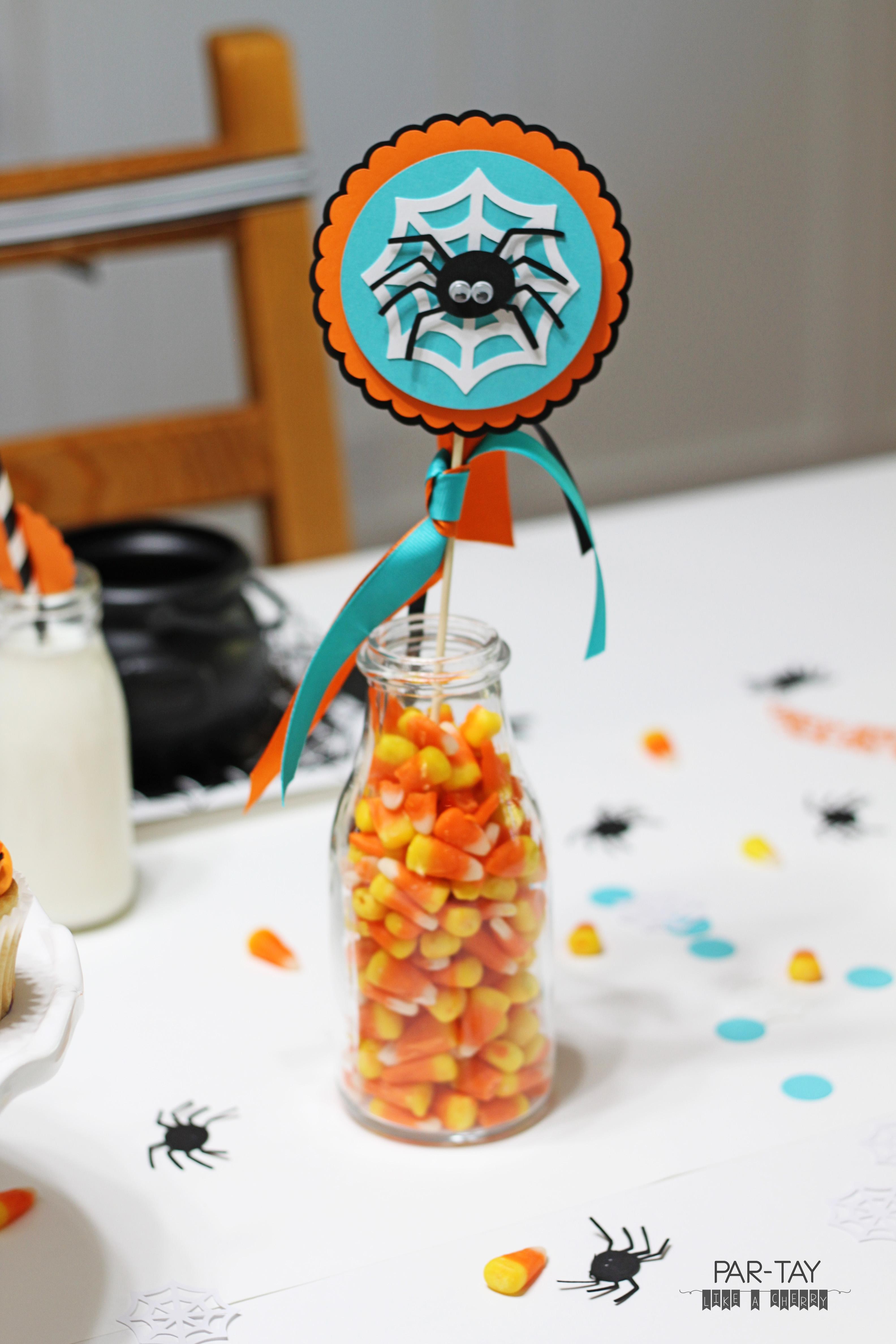 halloween party centerpieces