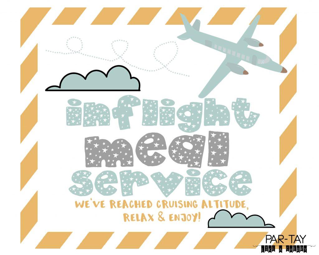 free printable plane themed 8X10 teacher appreciation week print