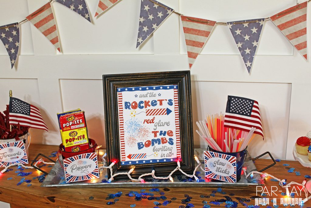 free fourth of july printables for your party!